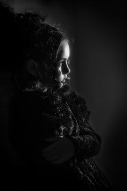 Here in the dark...