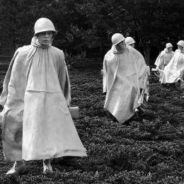 Korean War Memorial Picture