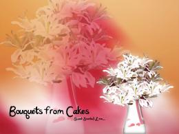 BouquetsfromCakes