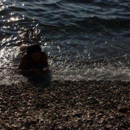 Seabathing