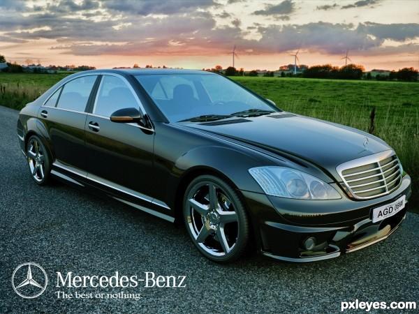Mercedes-Benz S68 AMG