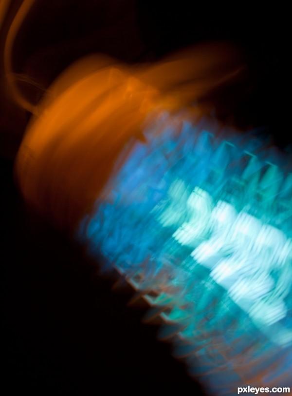 over lights