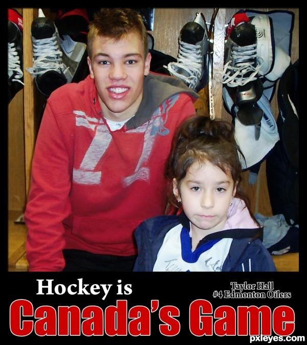 Canadas Game