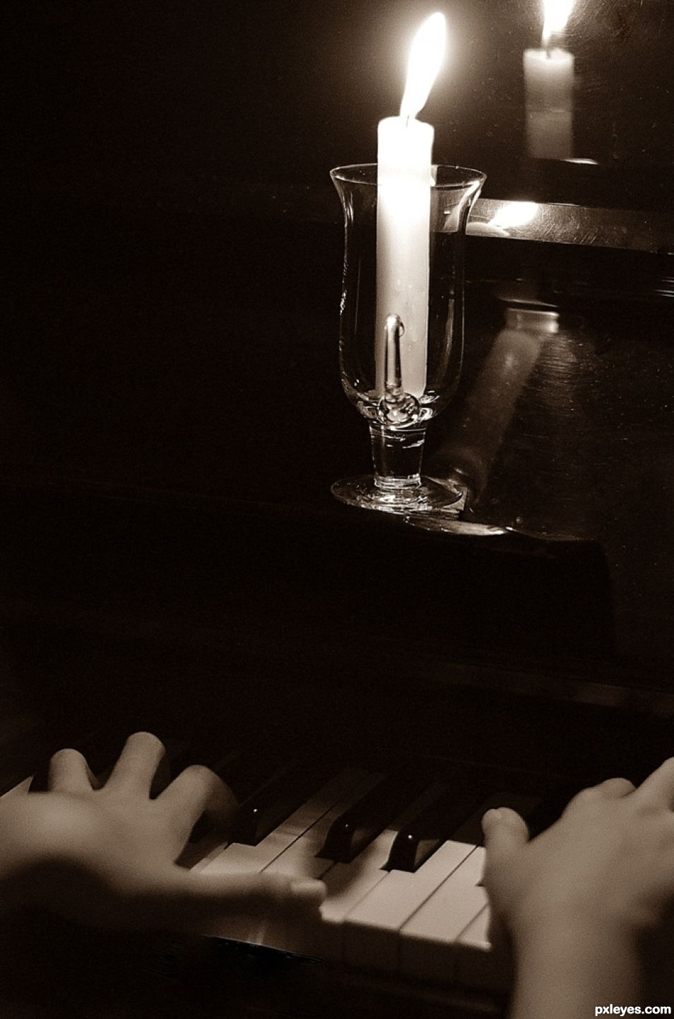 Candle Light Sonata