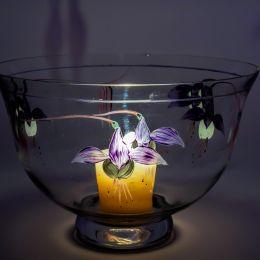 Glassbowllitbycandle