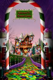 Doorway to Candyland