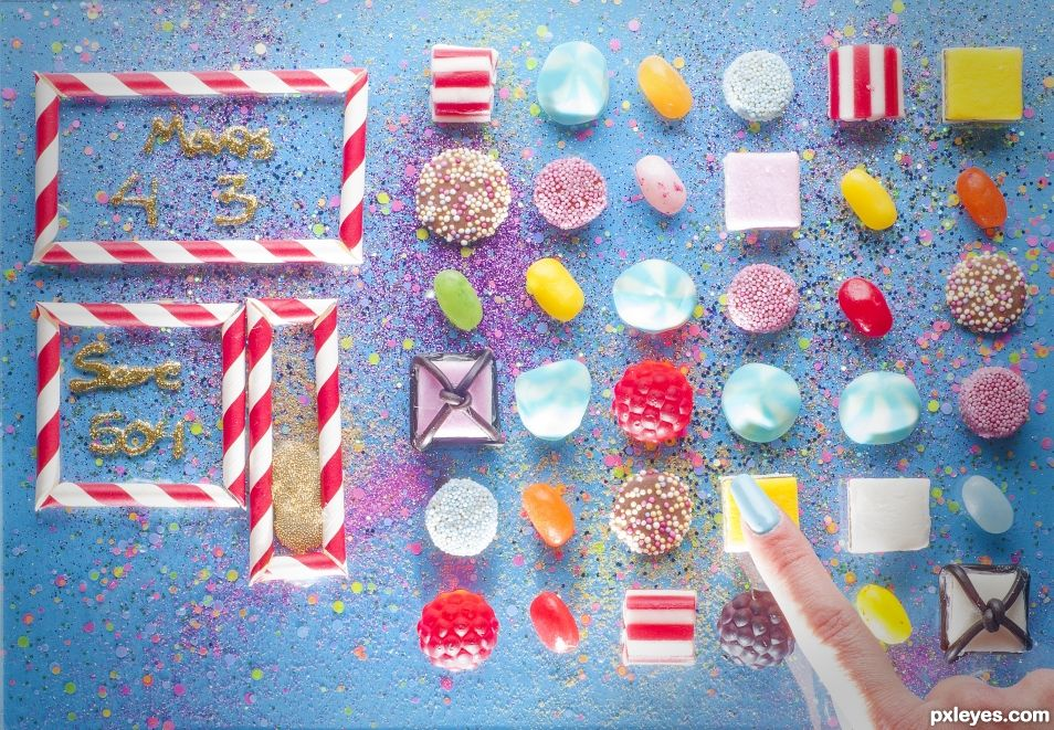 Candy Crash...