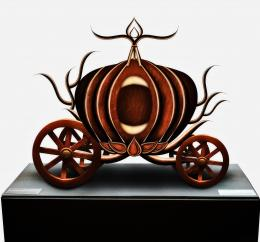 Wooden Carriage Picture