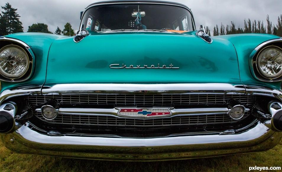 Chevrolet Road Beast