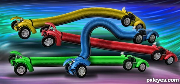Worm Cars