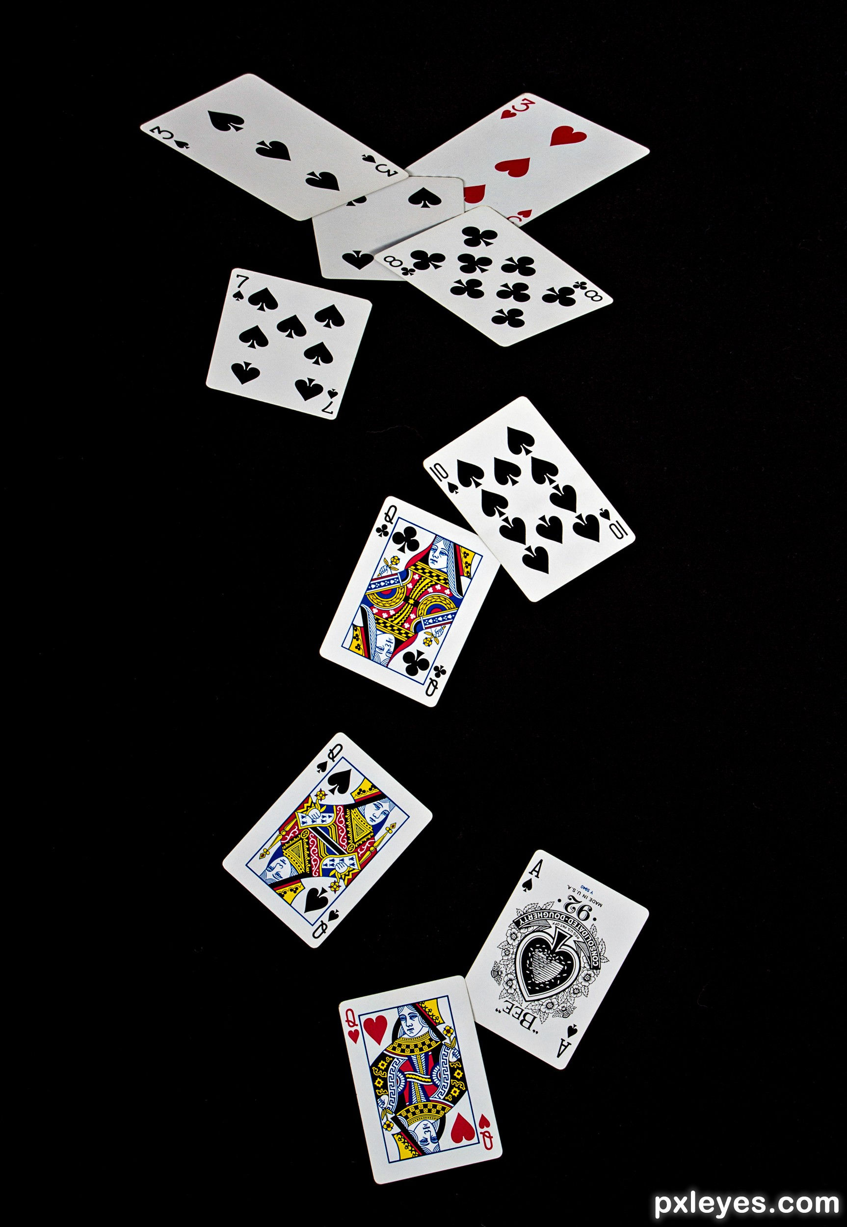 Deck of cards probability quiz