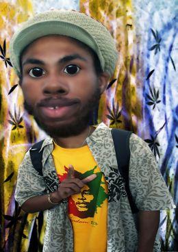 Rasta reggae revolution