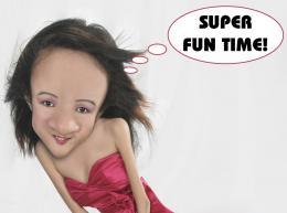 Little Miss Fun Time
