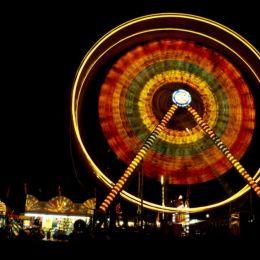 Gondola Wheel Picture