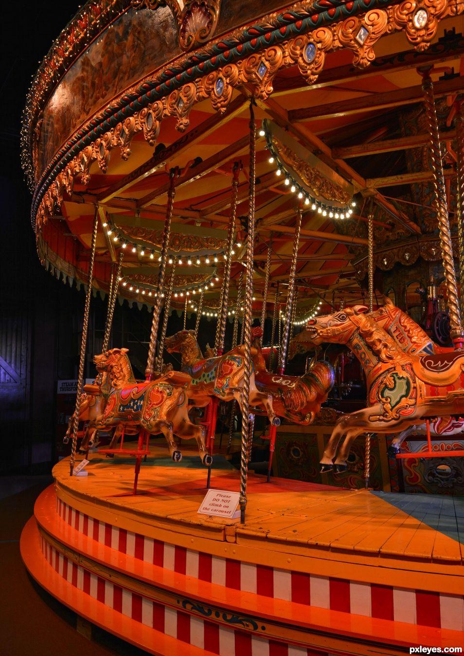 Carousel Ride 2
