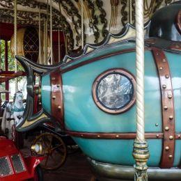 Steampunkcarousel