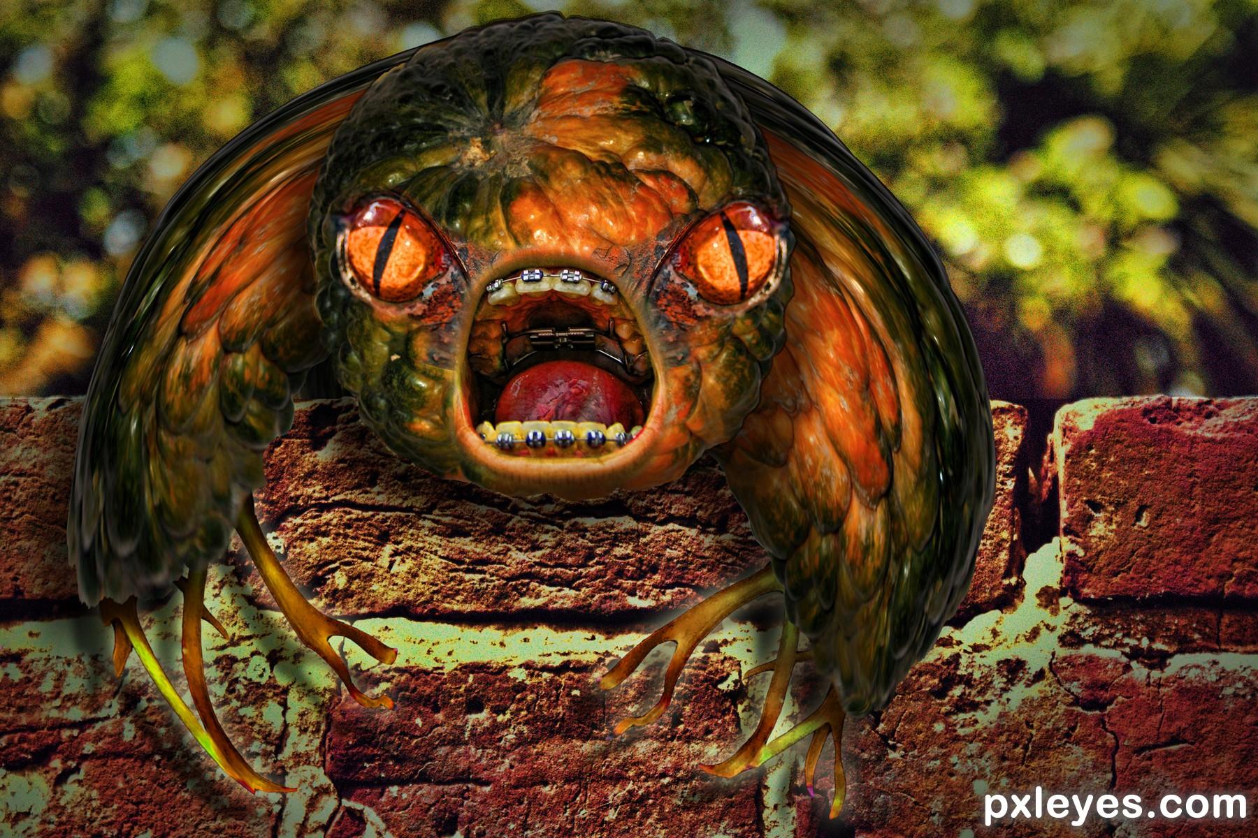 Carnivore Plants 2 Photoshop Contest 21234 Pictures