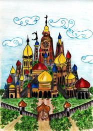 Arabian Castle Picture