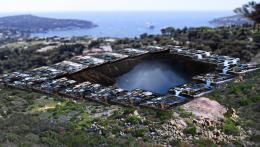 WaterfallTerracesofEschersCrater
