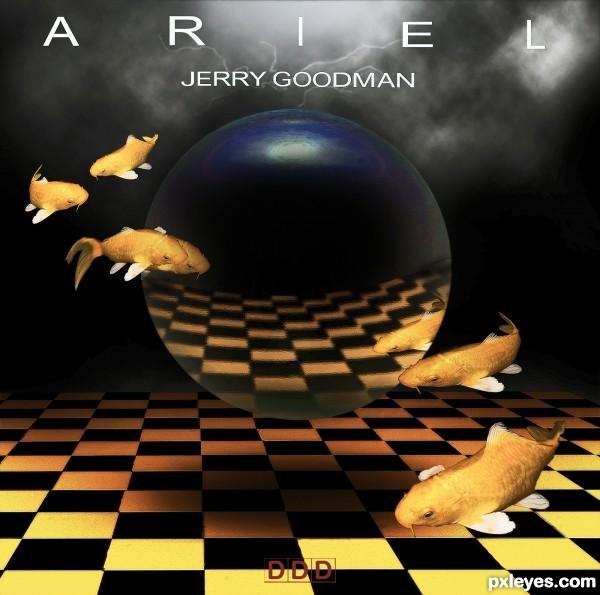 Creation of Ariel Jerry Goodman: Final Result