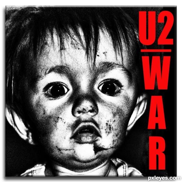 U2 WAR ALBUM