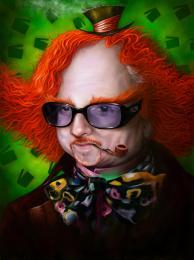 The man from Wonderland