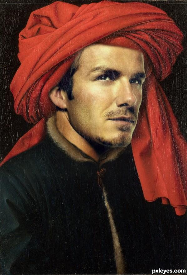 Beckham, A Man
