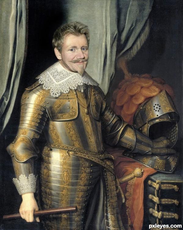 Renaissance Gordon Ramsay