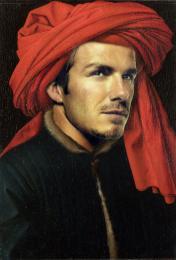 Beckham, A Man Picture