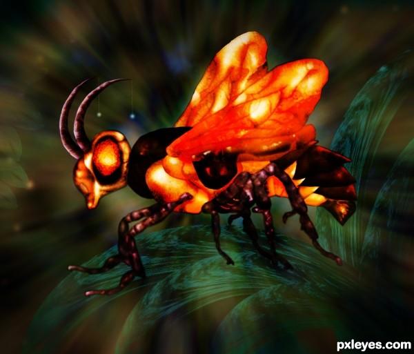 Beastly Bee