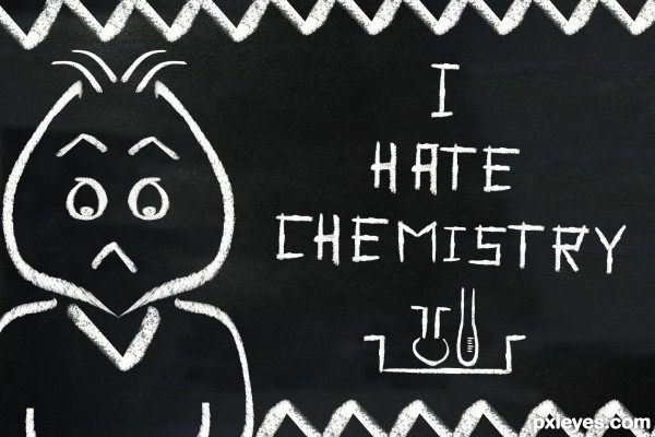 I Hate Chemistry !!!!