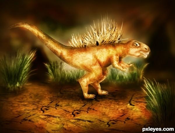 Chesnut Dino