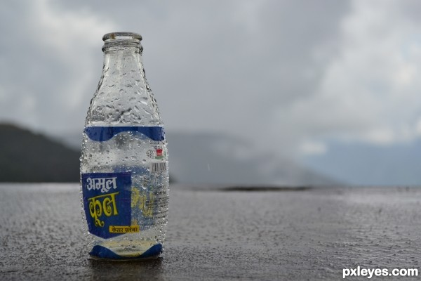 Bottle full of chill