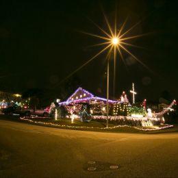 ChristmasinSteilacoomWashington