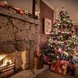 Christmasbythefire