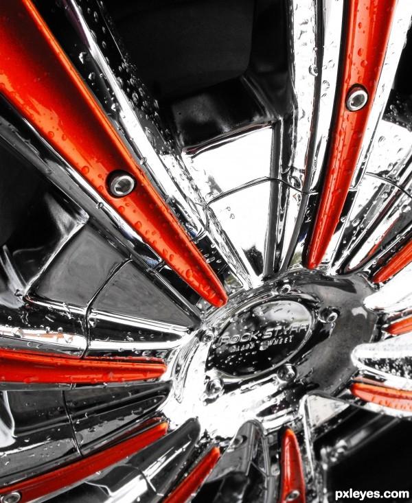 Rock Starr Road Wheels