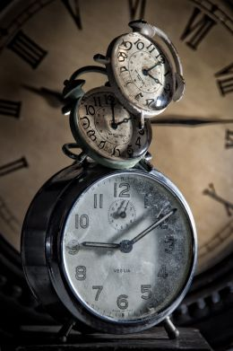 Time after time...