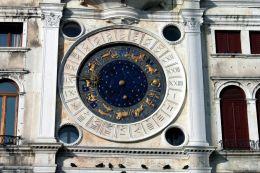 The clock of Zodiac