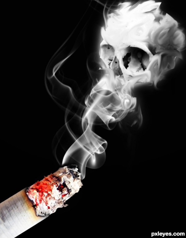 Vices picture, by RickLaMesa for: cigarette smoke ...