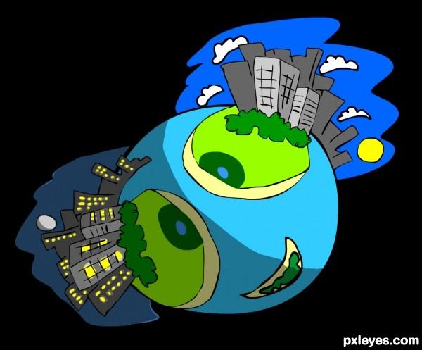 Pollys world