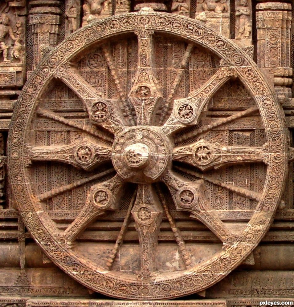 The Wheel with Some Stories