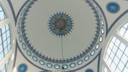 Mosque cupola