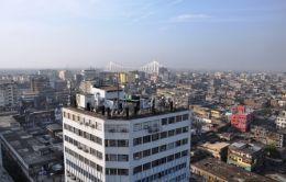 The Skyline of Kolkata