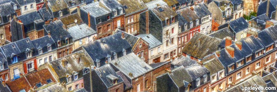 Roofs, roofs and roofs