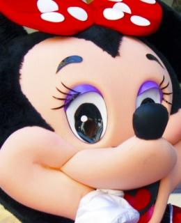 Miss -or is it, Mrs?- Minnie