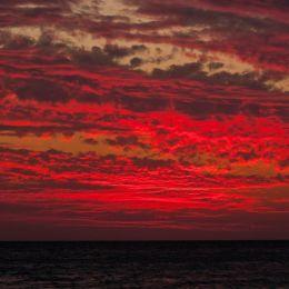 SunsetinMadagascar