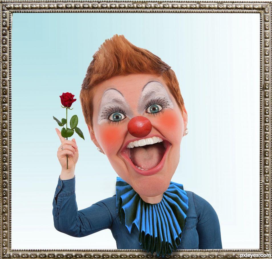 jopie the clown