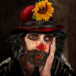 PortraitOfAnOldClown