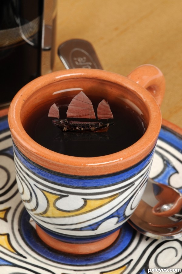 Coffee Ship