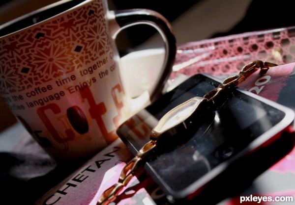 Me and Coffee